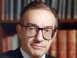 Будущий глава ФРС Алан Гринспен