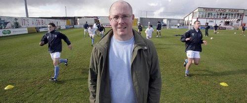 Ник Лисон футбольный менеджер