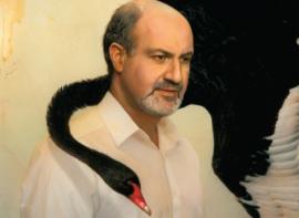 Нассим Николас Талеб биография