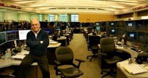 Стивен Коэн на работе в SAC