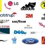 логотипы кризиса