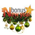 Новогодний Бонус на пополнение торгового счета