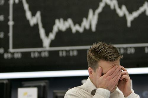 Ошибки трейдеров на финансовом рынке